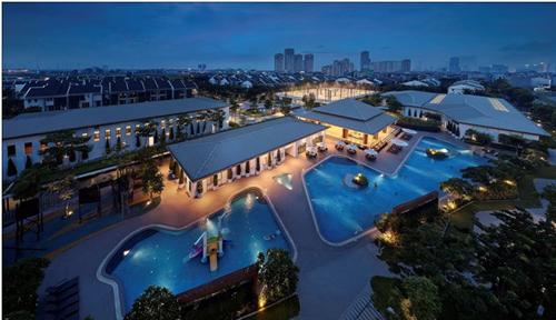ParkCity Hanoi sắp ra mắt giai đoạn 2 khu biệt thự, nhà liền kề