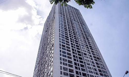 Dự án Tokyo Tower vừa bị PVcomBank siết nợ. Ảnh: BáoTiền phong