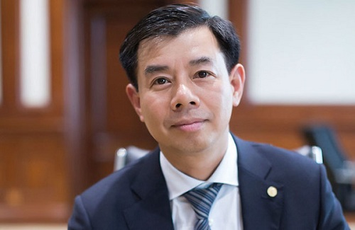 CEO Vingroup Nguyễn Việt Quang.