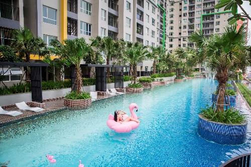 CapitaLand tặng 300 triệu đồng cho khách mua căn hộ Seasons Avenue