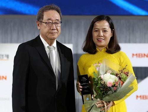 CEO Vietjet được vinh danh 'Doanh nhân Đông Nam Á tiêu biểu'