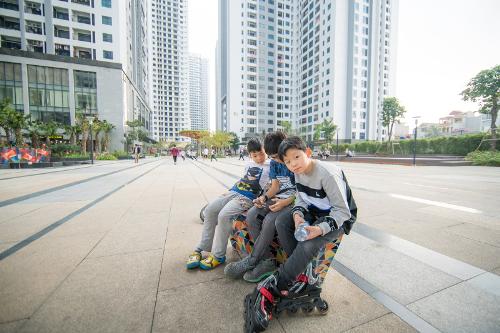 5 lưu ý chọn mua chung cư cho gia đình trẻ