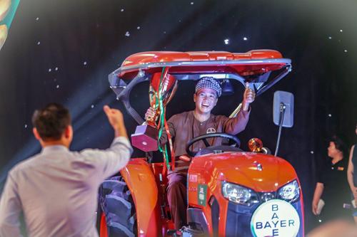 Chung kết hội thi 'Nông dân Bayer triệu phú'