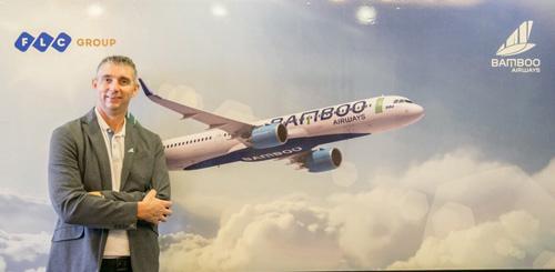 Sếp ngoại muốn biến Bamboo Airways thành hãng hàng không quốc tế