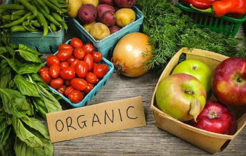 Nhiều sản phẩm organic có giá đắt đỏ vẫn được đặt mua nhiều. Ảnh minh họa.
