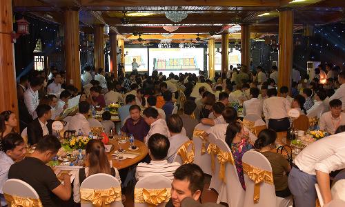 Gần 500 khách tham dự lễ ra mắt dự án T&T Phố Nối