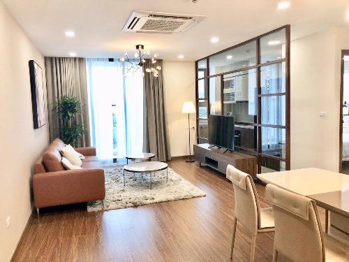 Không gian nội thất sang trọng tại căn hộ Eco Dream