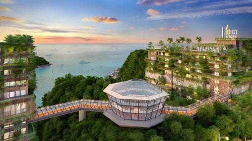 Flamingo Cát Bà Beach Resort mở bán khu biệt thự trên không và condotel