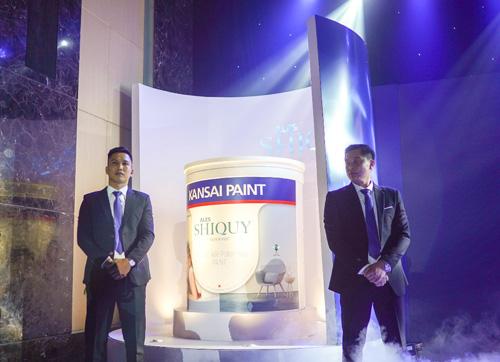 Kansai Paint ra mắt sơn thanh lọc không khí tiêu chuẩn Nhật Bản