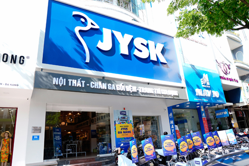 Nội thất Đan Mạch JYSK khai trương cửa hàng mới tại Đà Nẵng