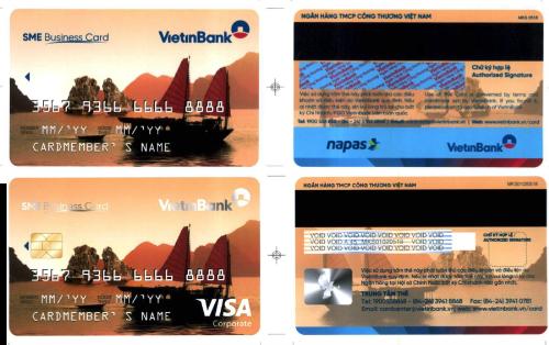 VietinBank ra mắt thẻ tín dụng
