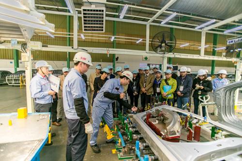 Toyota chia sẻ bí quyết thành công cho doanh nghiệp Việt