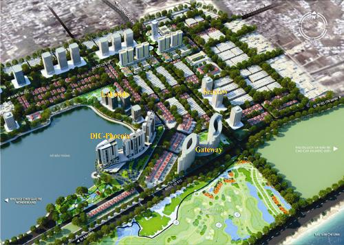 DIC Corp chuẩn bị ra mắt dự án Vũng Tàu Gateway