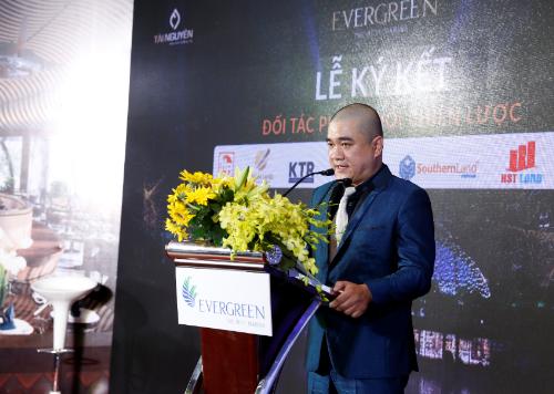 7 công ty tham gia phân phối dự án EverGreen