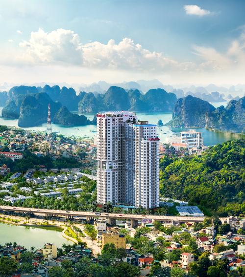 Ha Long Bay view hợp tác với thương hiệu khách sạn Mỹ