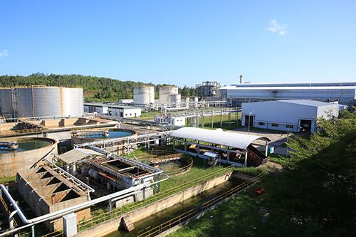 Nhà máy Nhiên liệu Sinh học Dung Quất hoạt động lại sau 3 năm đóng cửa