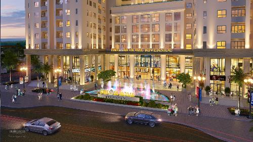Diamond Center bổ sung căn hộ vừa túi tiền cho TP HCM
