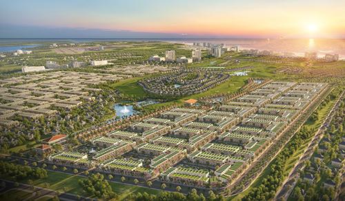 Các lợi thế nổi bật của nhà phố Para Grus tại dự án KN Paradise