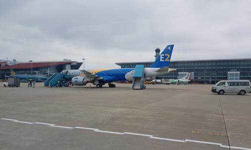 Vietnam Airlines dự định khai thác dòng máy bay phản lực loại nhỏ