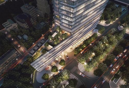 The Vertex hứa hẹn trở thành biểu tượng kiến trúc tại TP HCM