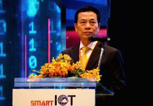 Bộ trưởng Nguyễn Mạnh Hùng: 'Thời 4.0 phải chấp nhận các mô hình kinh doanh mới' - Ảnh 1