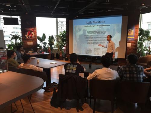 Chiến lược 'tìm và giữ' của công ty phần mềm Việt Nam