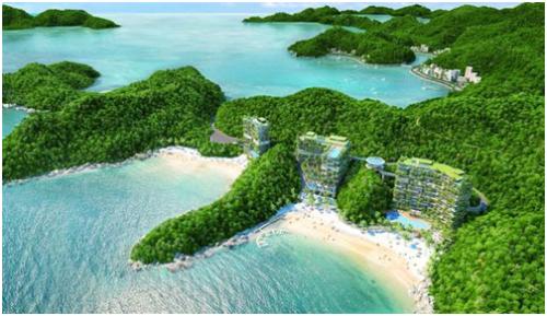 Flamingo Cát Bà Beach Resort cam kết lợi nhuận cho thuê không dưới 10%