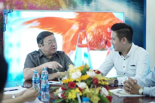 CEO Asanzo: 'Thị trường nông thôn chiếm 70% doanh số TV của tập đoàn'