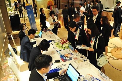 Kết nối kinh doanh tại Việt Nam do VietinBank và MUFG tổ chức là sự kiện Business Matching có quy mô lớn nhất Đông Nam Á năm 2018