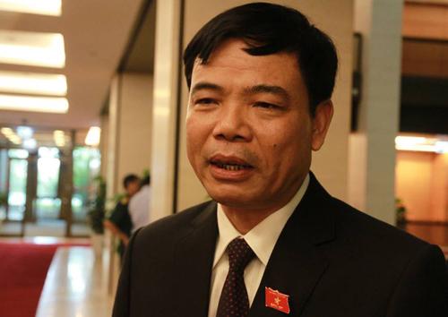 Bộ trưởng Nông nghiệp: 'Giá gạo Việt Nam đã cao hơn Thái Lan, Ấn Độ'