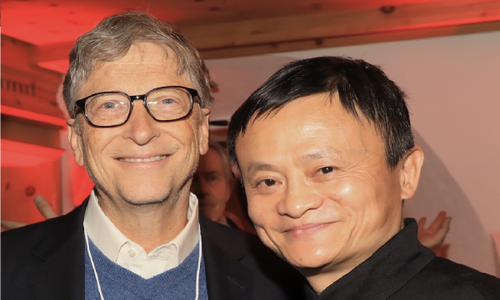 "Lý do Jack Ma ""ghét"" Bill Gates"