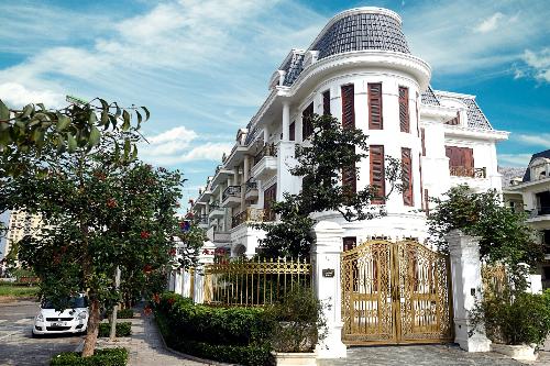 An Khang Villa - biệt thự hướng hồ dành cho doanh nhân thành đạt