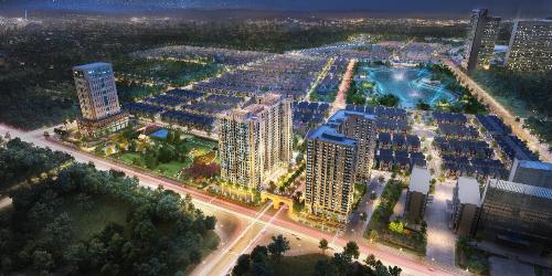 Anland Premium hưởng lợi kép từ khu đô thị Dương Nội