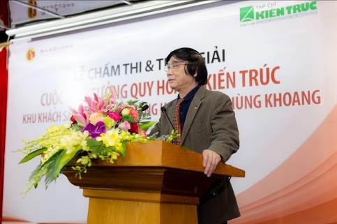 Tập đoàn Nam Cường trao giải cho ý tưởng thiết kế khách sạn 5 sao