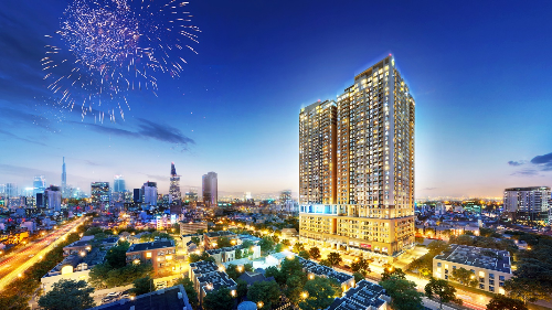 Novaland ra mắt căn hộ hạng sang từ 6.000 USD một m2 ngay trung tâm quận 1