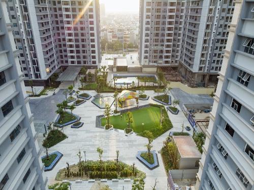Lợi thế đầu tư căn hộ nghỉ dưỡng tại TNR Sky Park