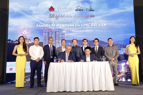 Ramada by Wyndham Hạ Long Bay View - căn hộ theo tiêu chuẩn khách sạn
