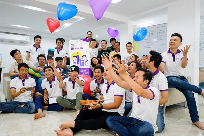 Ami tạo ra môi trường mở, giúp nhân viên trẻ tự do sáng tạo và phát huy hết khả năng của mình.
