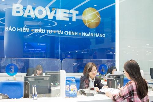 Bảo Việt đứng đầu thị phần bảo hiểm nhân thọ và phi nhân thọ