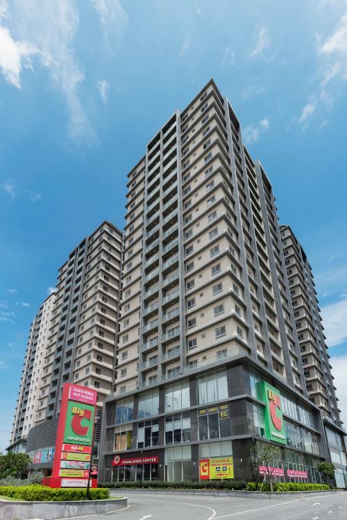 Chủ đầu tư Cosmo City cam kết cấp sổ hồng ngay khi bàn giao căn hộ