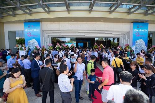 Tập đoàn DIC chào bán thành công 1.000 căn hộ Vũng Tàu Gateway