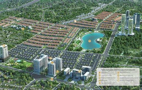 Những lợi thế khi đầu tư biệt thự Dương Nội Nam Cường