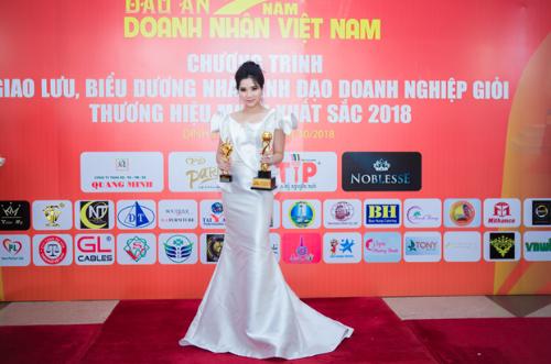 Tổng giám đốcCao Thị Thùy Dung.