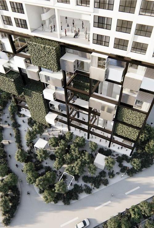 Công ty kiến trúc Việt có nhiều thiết kế được thế giới tôn vinh