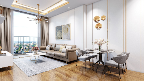 Tọa lạc tại khu đấttrung tâm quận 7, TP HCM với điều kiện hiện đại và hoàn chỉnh về hạ tầng, giao thông, chủ đầu tư cho biết, khu căn hộ của Eco Green Sài Gòn thu hút giới đầu tư bất động sản bởi khả năng khai thác cho thuê mang lại lợi nhuận cao, cũng như những khách hàng muốn an cư, lạc nghiệp.