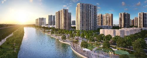 Đại đô thị VinCity Ocean Park ra mắt phân khu đầu tiên