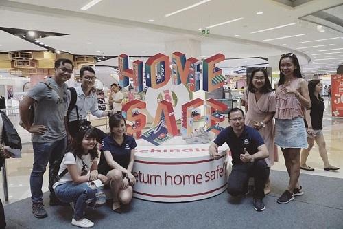 5.000 người tham gia dự án Return Home Safely của Schindler Việt Nam