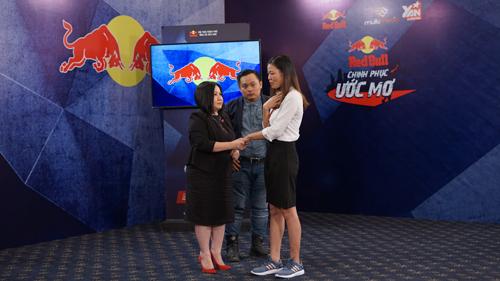 'Red Bull - Chinh phục ước mơ' thu hút hàng trăm ý tưởng khởi nghiệp