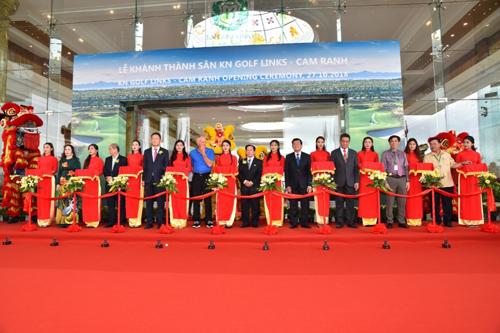 Khánh Hòa ra mắt sân golf do huyền thoại người Australia thiết kế