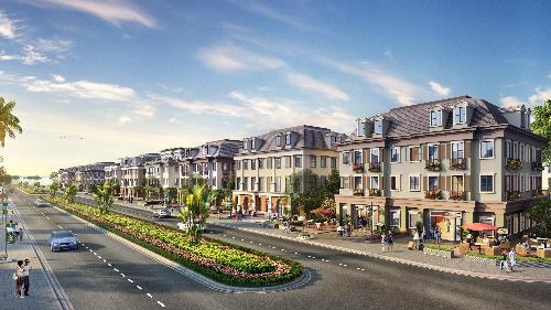 Nhà phố thương mại Hạ Long dự báo lạc quan dịp cuối năm